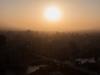 egypte-cairo-zonsondergang